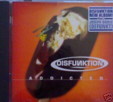 CD DISFUNKTION - ADDICTED / très bon état