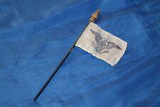 United States Lines SS UNITED STATES original travel agent desk flag