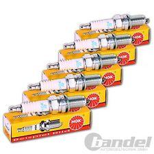 5x NGK -ZÜNDKERZE BCPR7ES 3330 5 Zylinder-Motoren KOMPLETT-SET