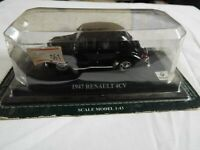 Del Prado Collection SCALE 1:43 RENAULT 4CV