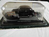 Del Prado Collection SCALE 1:43 RENAULT 4CV