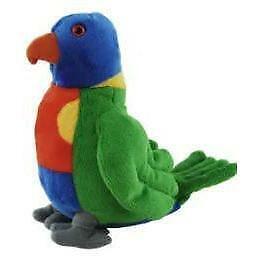 (Parrot) Rainbow Lorikeet 18cm With Noise Chip