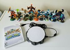 Skylanders Toys To Life Lot Action Figure Legendary Air Vac Ignitor Slam Bam Wii