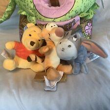 "Winnie The Pooh /& Friends 8/"" Plush Soft Stuffed Animal-Choisir Personnage"