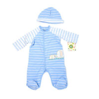LITTLE ME Baby Boys' Toddler Footie - Elephant Blue - One Piece -Size 3T