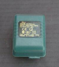 PU, PUMY FAIRY LIGHT GREEN AC-AC TRANSFORMER / ADAPTOR PB-6-24 (P045)