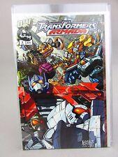 Transformers Armada - Issue #1 - DW Dreamwave Comics Book VF
