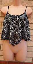 New Look Party Lace Floral Tops & Shirts for Women