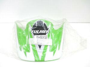 Fulmer Helmet AF-XR-015 PEAK Visor Green New