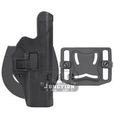 Serpa Level 2 Waist Right Hand Pistol / Gun Holster for Glock 17 19 22 23 31 32