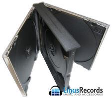 7 CUSTODIE IN PLASTICA (BOX) PER 4 CD/DVD