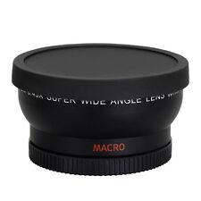 58mm 0.45x Wide Angle Lens Professional for Canon EOS 1100D 550D 600D 500D + Bag