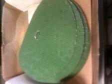 """25 pcs. Norton Greenlyte Plus 9"""" X 7/8 disc sanding grinding 24G 24 grit grinder"""
