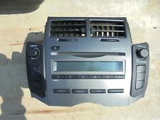 TOYOTA YARIS RADIO/ CD-PLAYER (W13811) TO FIT 2006-2011
