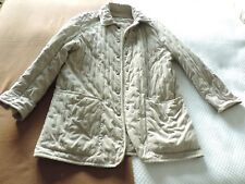 HERMES Microfiber QUILTED LADIES JACKET EU 40 Very Good Cond. Bought in 1999