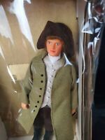 Vintage Peggy Nisbet PAUL REVERE Costume Doll Made In England in box