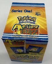 24 POKEMON GOTTA CATCH EM ALL Series 1 One Box Factory Sealed Packs Action Flipz
