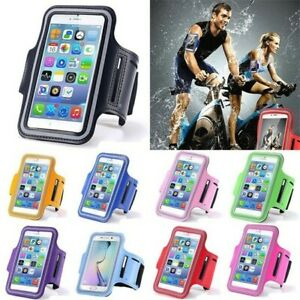 Sports Running Jogging Gym Armband Arm Band Holder Case For Iphone and Samsung
