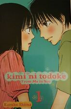 Manga Kimi ni Todoke From Me to You Vol. 1 by Karuho Shiina