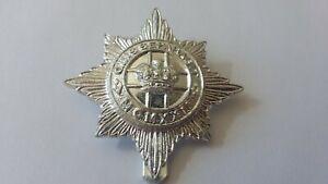 4th/7th Royal Dragoon Guards Cap Badge - Anodised Aluminium Staybrigh