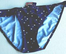 *** Australia-Flag Band Bikini <> Blue <>Polyester Size L ///224
