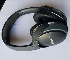 Black Bose Soundlink Around-Ear II AE2 Wireless Headphones wth WEAR & TEAR -Read