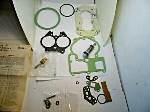 Carburetor Kit Walker 15627 Rochester 2GC 2 Barrel Fits 75-76 Pontiac v8 350 400