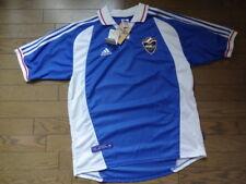 b9fe9d51e Yugoslavia 100% Original Soccer Jersey Shirt L 2000 01 Home Still NWT Rare