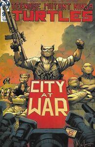 Teenage Mutant Ninja Turtles Comic 98 Cover A First Print 2019 Eastman Wacther