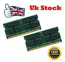 2GIG 2x1GB 2GB RAM Memory Toshiba Equium A100-027