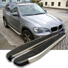 TRITTBRETTER BMW X5 E70 | Bj. 2007-2013 | D-Edition | Alu Black | Mit TÜV/ABE