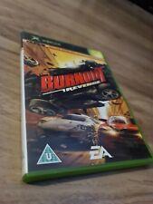 Burnout: Revenge XBOX Microsoft Original-Coffret complet très bon état-Vendeur Britannique