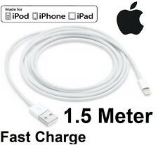 1.5M Long-Genuine USB Sync & Charging Data Cable For iPhone 6 6s 7 7s plus 5 5C