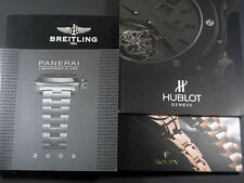 Breitling Watch Manuals, Catalogues & Brochures
