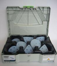 Schleifmittel SYSTAINER befüllt mit FESTOOL GRANAT STF 93V & D90 für Lackschliff