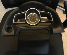 MAZDA 3 BM SP25 INSTRUMENT CLUSTER WITH SURROUND COVER (BINNACLE)
