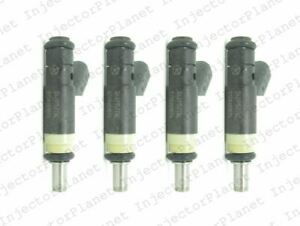 Set of 4 Siemens Deka fuel Injector 2007-2017 Jeep Patriot 2.0L 2.4L 04891577AC