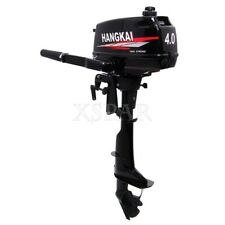 3.5HP 2 Stroke 49CC Outboard Motor Boat Engine Water Cooling System CDI System#