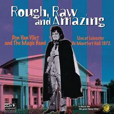 "Don Van Vliet & The Magic Band - Rough Raw & Amazing (NEW 12"" VINYL LP) RSD 2015"