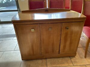 Hickory White Genesis Neo Classical Extendable Buffet