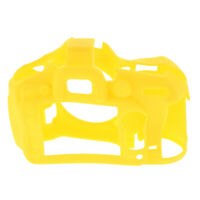 Soft Silicone Protective Camera Body Case Cover Bag for Nikon D7200/D7100