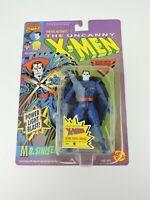 "Uncanny X-Men MR SINISTER 5"" Action Figure Evil Mutants Marvel ToyBiz 1992"