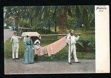 Portugal MADEIRA Rede 1900s u/b PPC
