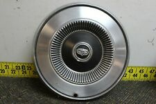 "OEM Single 14"" Black Hub Cap Wheel Cover D4DZ1130A 1972-77 Ford Comet (1690)"