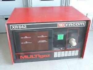 FACOM XR.642 - Analyseur infrarouge 3 ou 4 gaz à microprocesseur XR642 MULTIgaz