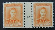 nystamps British New Zealand Stamp Mint OG NH Paid     S17y3054