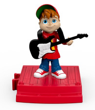 Fisher-Price Alvin & the Chipmunks, Rockin' Action Figure (Wear on Packaging)