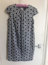 Miss Sixty Embroidered Floral Dress Size S