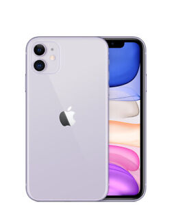 Apple iPhone 11 64GB 4G LTE GSM (T-Mobile/ Mint/ Ultra/ Metro) Smartphone