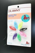 DR AWNY FASHION SAFETY PINS 12401 SAFETY LOCKS TEXTILES NEW